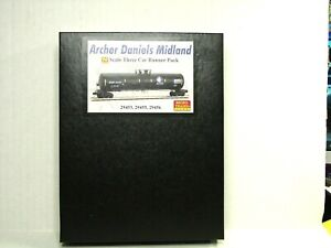 MICRO-TRAINS LINE RUNNER PK 56' GENERAL SERVICE TANK CARS ADM 99300137