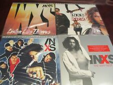 INXS MFSL AUDIOPHILE LIMITED EDITIONS OF ALL 3 TITLES KICKS & THIEVES X + HITS