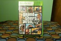 Grand Theft Auto V (Microsoft Xbox 360, 2013) Near Mint W/ Manual & Map