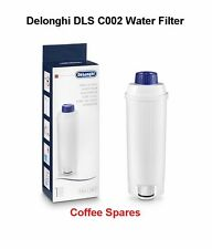 Delonghi WATER FILTER DLS C002 - Genuine - for Automatic Espresso Coffee Machine