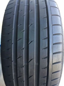 225/40 R18 92W Continental ContiSportContact 3 Sommer DOT 2011  6mm 3COS18