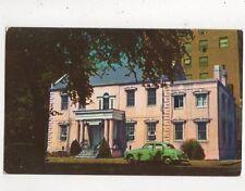The Pink House Abercorn Street Savannah Georgia USA Postcard 850a