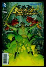 DC Comics New 52 BATMAN & ROBIN #23.3 RA's AL GHUL Cover NM/M 9.8