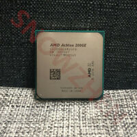 AMD Athlon 200GE CPU Dual-Core 4-T 3.2 GHz 4M Socket AM4 Processor