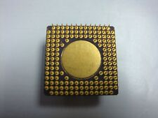 Motorola gold CPU  with heatsink 149Pin 15x15 41955A01 collectible