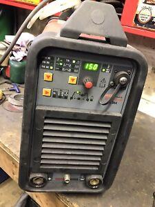 Cebora AC-DC 1531/M TIG welding Machine.
