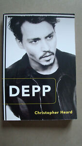 livre Johnny Depp en anglais