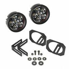 Circle Led Lights & Mount Kit Jeep Wrangler Jk & Unlimited 07-17 X 11232.27