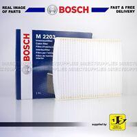 BOSCH CABIN POLLEN FILTER M2203 FIT HONDA CIVIC 1.4 1.8 2.0 2.2 HATCHBACK/SALOON