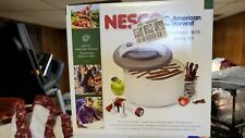 Nesco American Harvest Snackmaster Pro Dehydrator and Jerky Maker