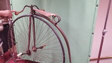 "1887 50"" COLUMBIA EXPERT HIGH WHEEL PENNY FARTHING ANTIQUE BICYCLE"