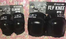 187 Killer Pads Fly Knee Pads And 187 Killer Elbow Pads Size Large Brand New
