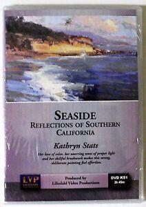 Kathryn Stats: Seaside - Art Instruction DVD
