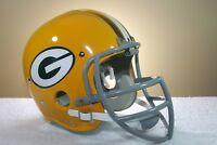 GREEN BAY PACKERS Custom Game RK Vintage Style Football Helmet Dave Robinson #89