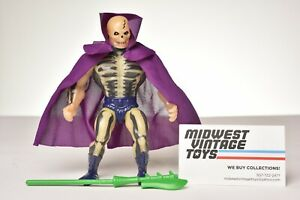 Vintage Masters of the Universe - MOTU - SCARE GLOW 100% Complete - Mattel