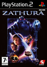 Sony PlayStation 2 Ps2 Zathura 2k Games Video Game