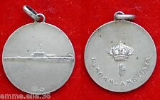 "Original Fascist Royal Navy Regio Sommergibile ""Ametista"" Wwii° Submarine Dux #2"