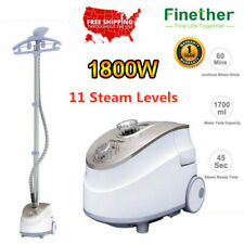 1800W Heavy Duty Stand Clothes Garment Fabric Steamer Wrinkle Remover Hanger US