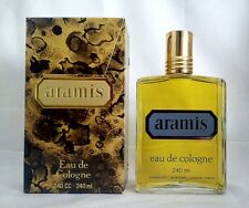 ARAMIS Eau de cologne  vintage 240 ML splash no barcode