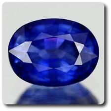 ZAFFIRO Blu. 1.07 cts. VS1. Ceylon, Sri Lanka. Con Certificato d'autenticità