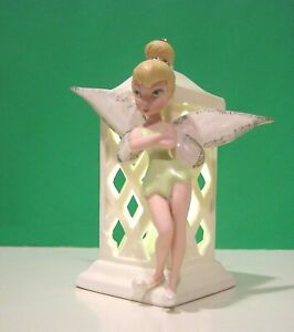 LENOX Disney PIXIE BRIGHT Lighted TINK sculpture Tinkerbell NEW in BOX with COA