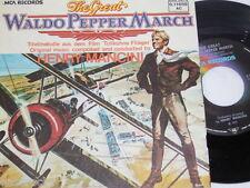 """7"""" - Henry Mancini / Great Waldo Pepper March (Tollkühne Flieger) # 0175"""