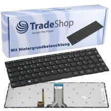 Orig QWERTZ Tastatur Deutsch Beleuchtung für Lenovo IdeaPad S41-70 S41-75 U41-70