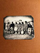 African Americans Slaves Historical reproduction Museum Quality tintype C1074P