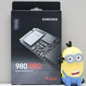 Samsung 980 PRO 500GB Internal NVMe SSD (MZ-V8P500B/AM)