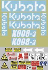 Kubota Bagger