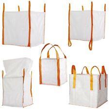 BIG BAG Entsorgung Bags Schüttgutbehälter Einweg Sack 300kg bis 1500kg BigBag