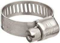 """Worm Gear Hose Clamp, 5/16"""" - 7/8"""" (Pack of 10)"""