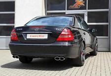 ULTER Duplex Sportauspuff Mercedes E-Klasse S211 W211 E230-E500 + Diesel