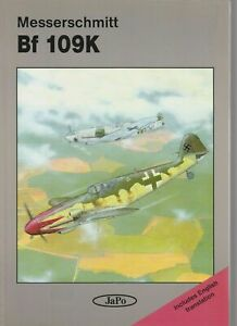 Messerschmitt Bf 109K, G-Janda &Poruba-JaPo publisher