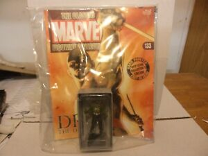 CLASSIC MARVEL FIGURINE COLLECTION ISSUE 133 Drax the Destroyer   MINT UNOPENED