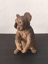 Vintage Porcelain Resting Koala Figurine 1987 Cor Collectible Statue