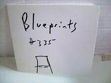 BUCKETHEAD bucketheadland blueprints CD self-released 2007 reissue NUMBERED 335