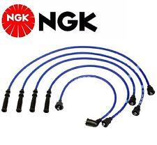 NGK Spark Plug Ignition Wire Set For Isuzu Trooper L4 2.6L 1988-1991