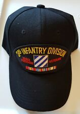 U.S. ARMY 3RD INFANTRY DIVISION IRAQI FREEDOM VETERAN Military Ball Cap