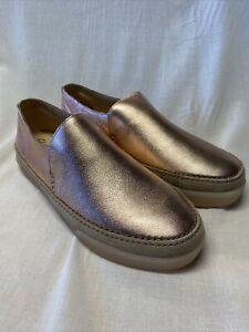 Clarks Hidi Hope Wmns Shoes Leather Upper Size US 7.5M UK 5 D. EUR 38