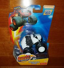 Blaze and the Monster Machines Panda Bear Truck Die-Cast Toy Vehicle New
