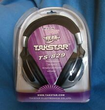 Takstar Headphones TS - 829 close-back Circumaural - New (Behringer HPS 3000)