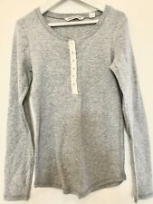 Country Road Girls Grey Top Size 10