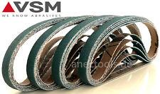 30 Piece 10x330 Vsm Zk713x Sanding Belts Zirconium Corundum Fabric Ribbons Sanding Belt