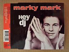 CD # mcd # Marky Mark # Hey DJ # 1996 # vg+/g