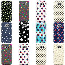 DYEFOR STAR PRINT COLLECTION HARD CASE COVER FOR SAMSUNG GALAXY MOBILE PHONES