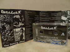 DISCLOSE The Demo's Album MC, CASSETTE - RARE!
