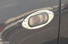 Contour enjoliveur cerclage clignotants chrome Pour Golf 4 Passat B5 Polo