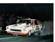 1973 VEGA PRO STOCK - BILL JENKINS  ~  ORIGINAL MAGAZINE PHOTO / PICTURE / AD