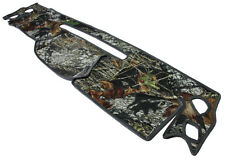 NEW Mossy Oak Camouflage Tailored Dash Mat Cover / For 2007-10 JEEP WRANGLER JK